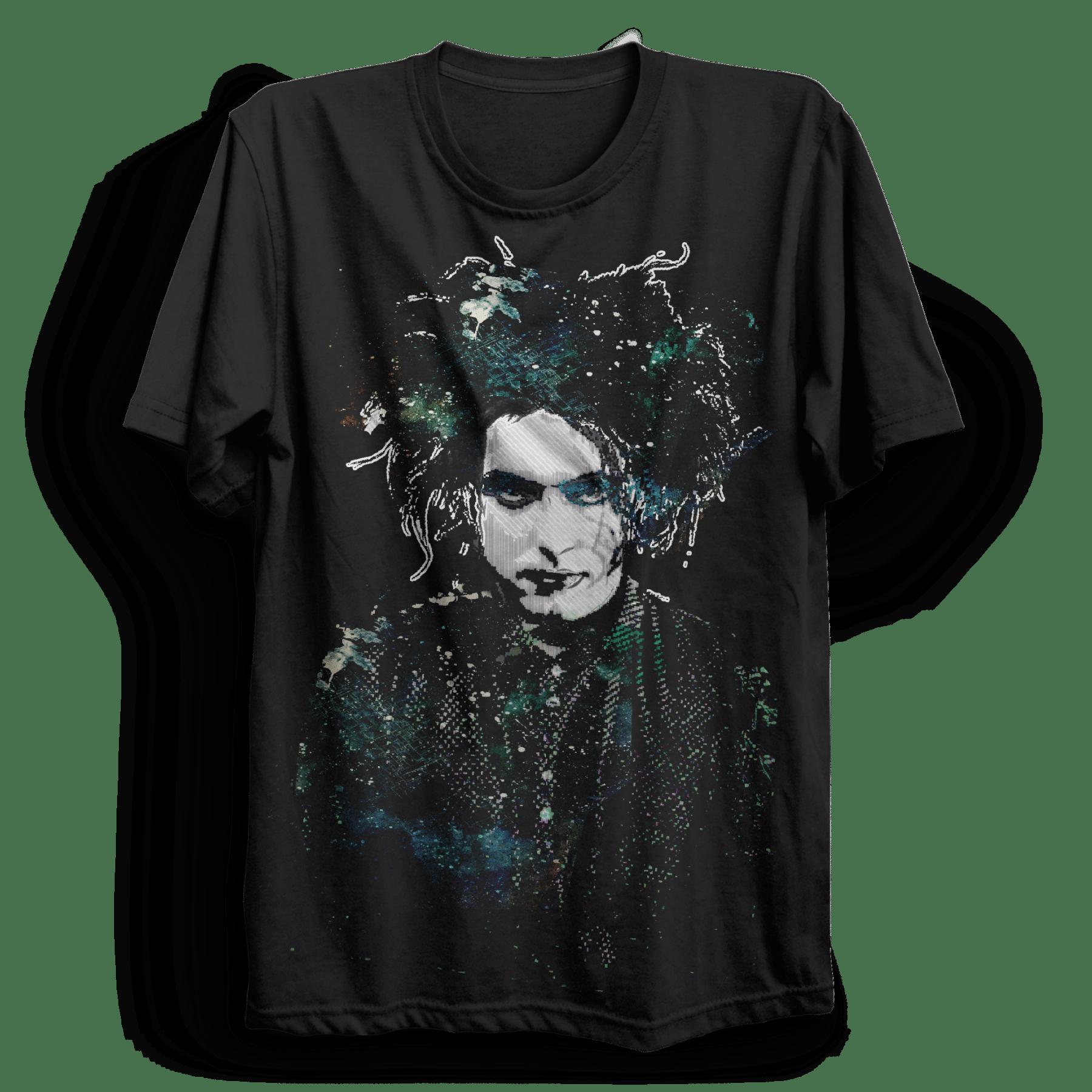 f1896004b Robert Smith, The Cure T-Shirt - PUNX.UK