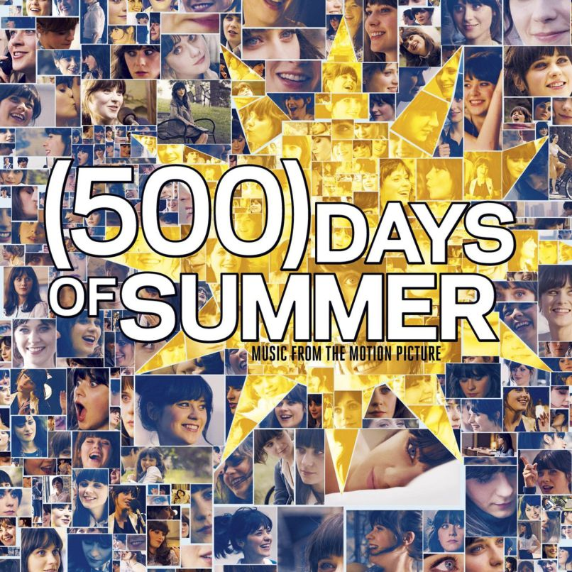 500 days The 100 Greatest Movie Soundtracks of All Time