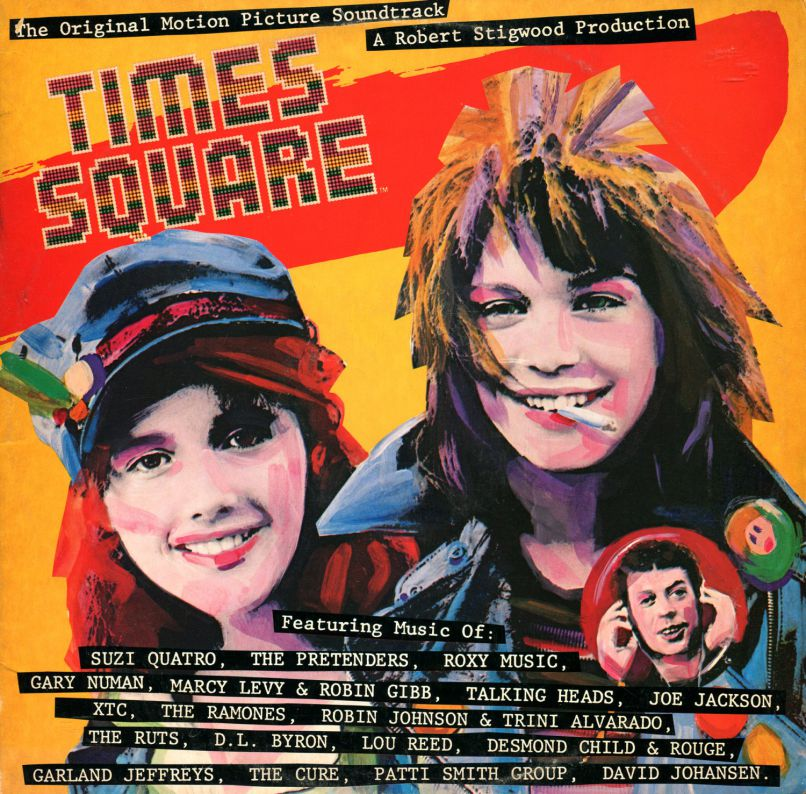 times square The 100 Greatest Movie Soundtracks of All Time