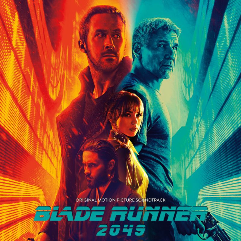 blade runner 2049 soundtrack artwork Top 50 Albums of 2017
