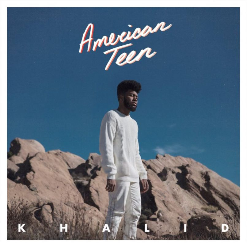 khalid american teen Top 50 Albums of 2017