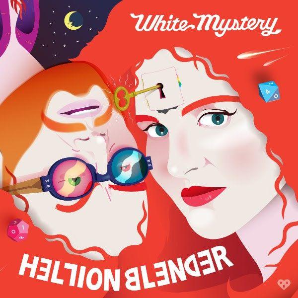 White Mystery -- Hellion Blend