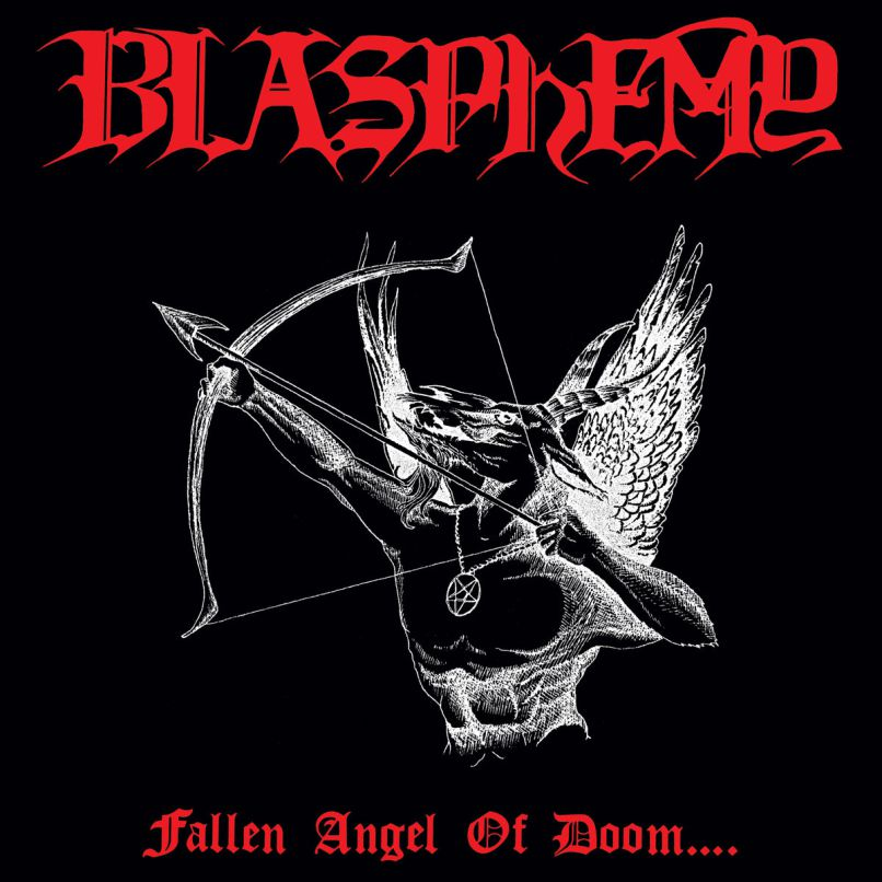 blasphemy The 25 Greatest Debut Metal Albums of All Time