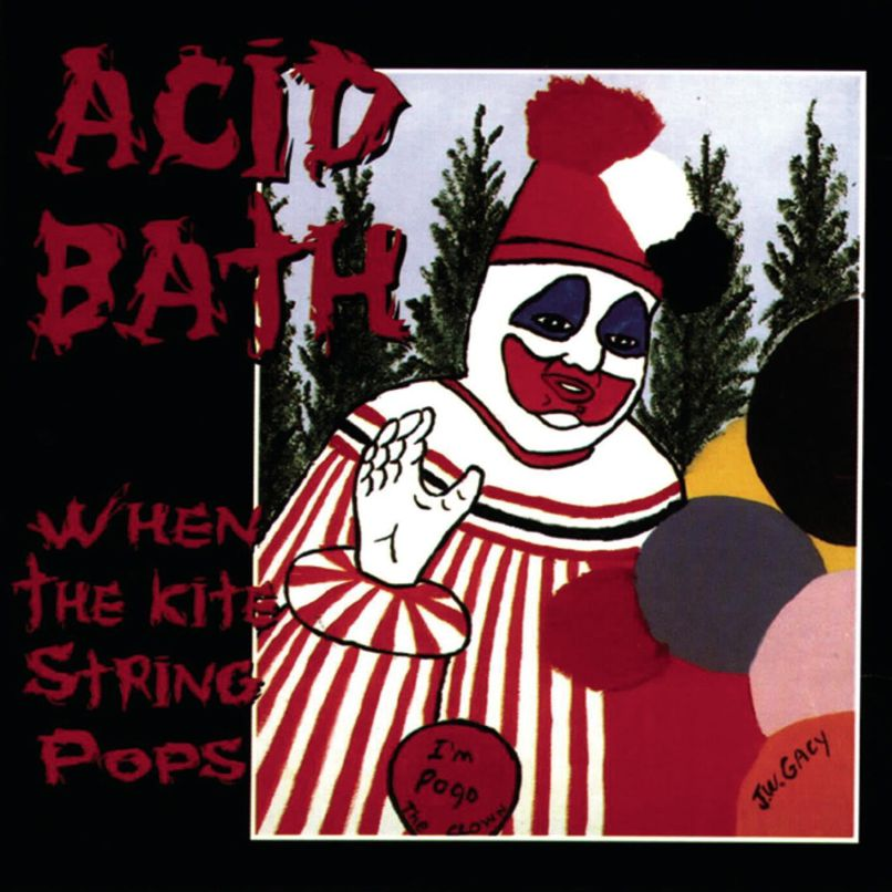 acid bath The 25 Greatest Debut Metal Albums of All Time