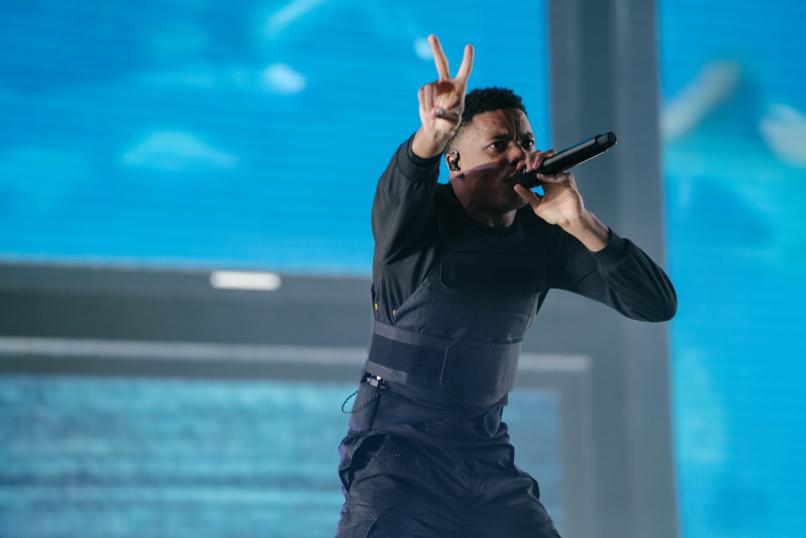 180413 vincestaples nataliesomekh 04277 Beyoncé Reigns, Rock Dies: Coachella 2018 Festival Review