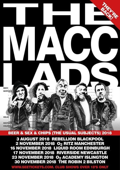 Macc Lads Tour