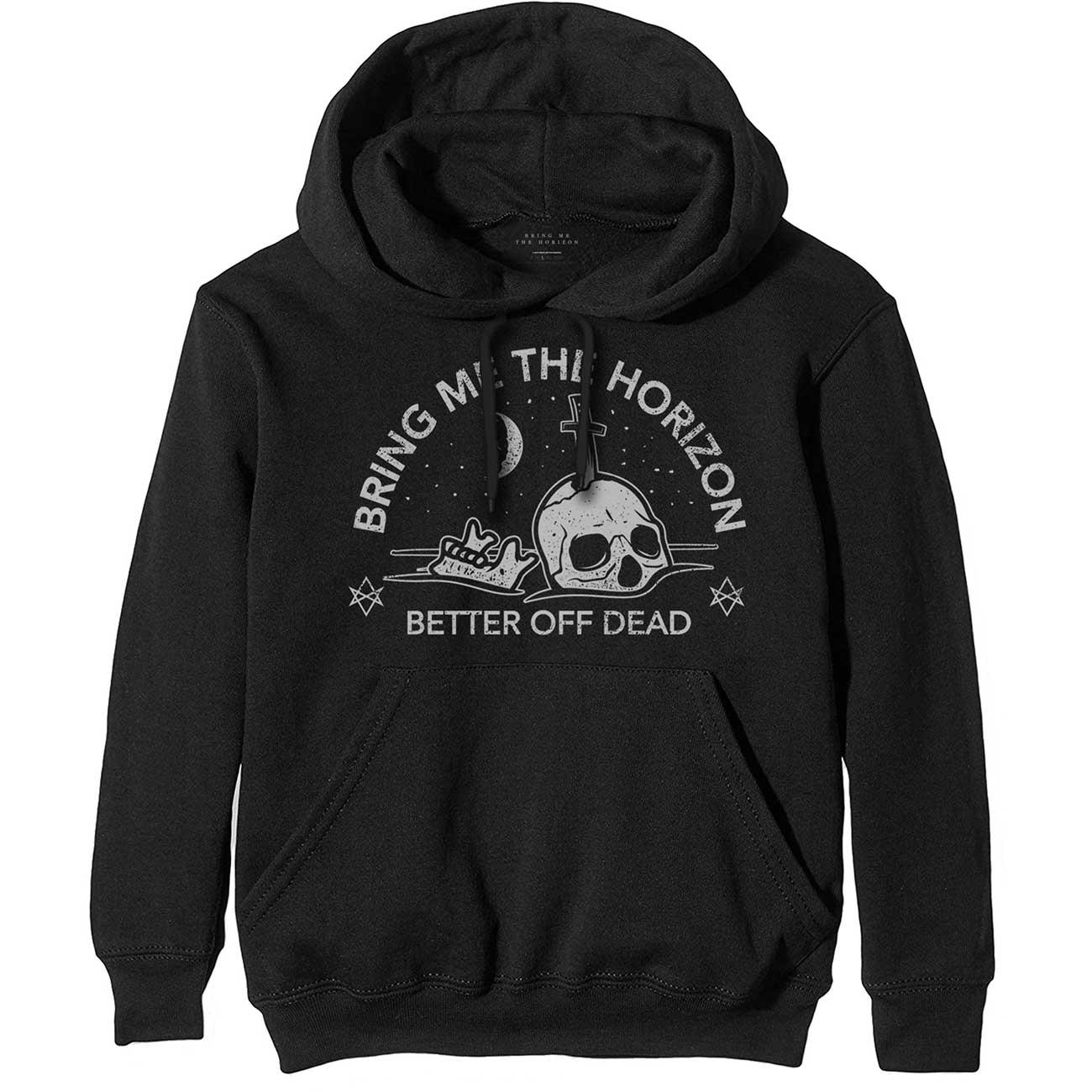 438d92cbd30c87 Bring Me The Horizon Happy Song Hoodie - PUNX.UK