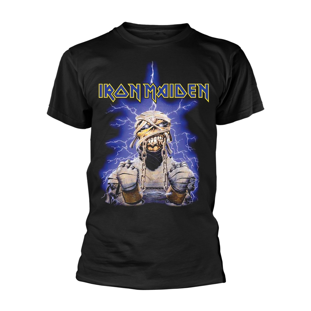 5379a1d4 Iron Maiden Powerslave Mummy T-Shirt - PUNX.UK