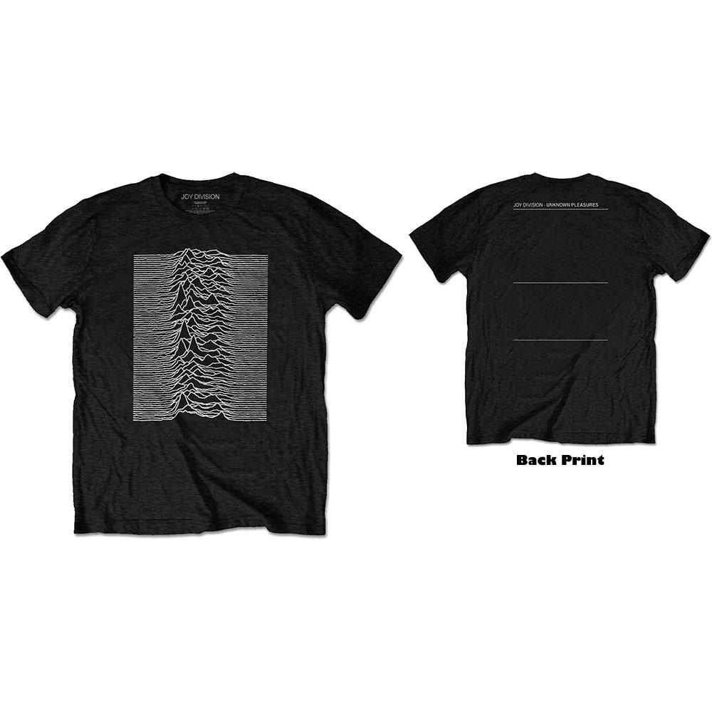 Joy Division unknown pleasures punk rock indie T shirt