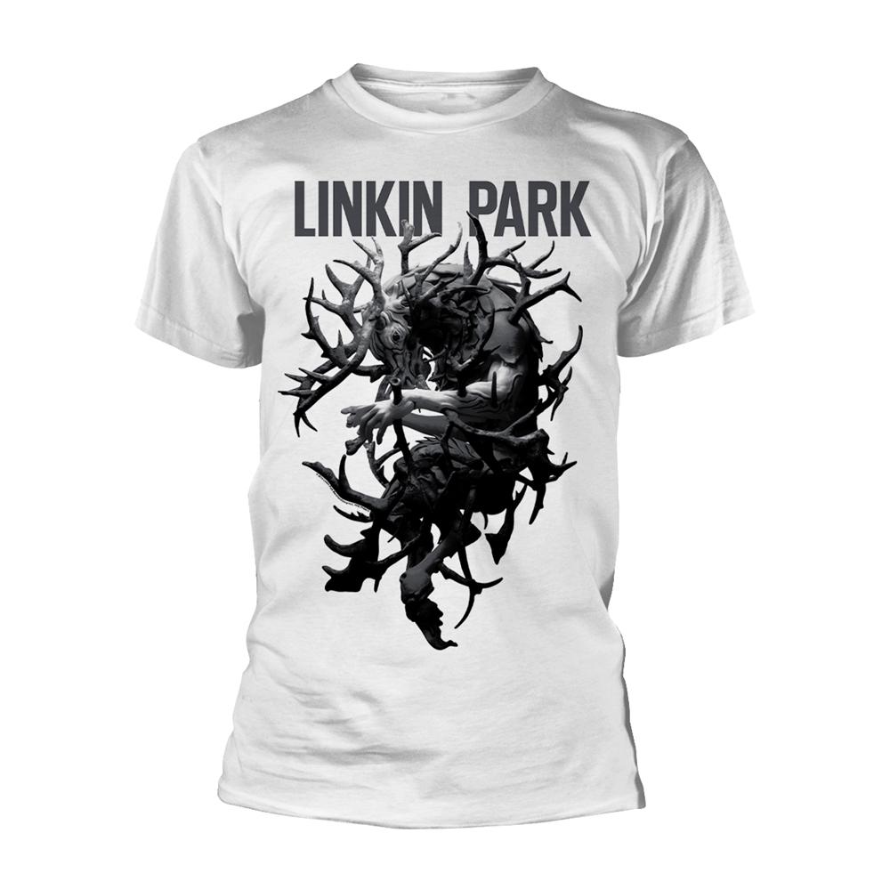 aa198a6a Linkin Park Antlers T-Shirt - PUNX.UK