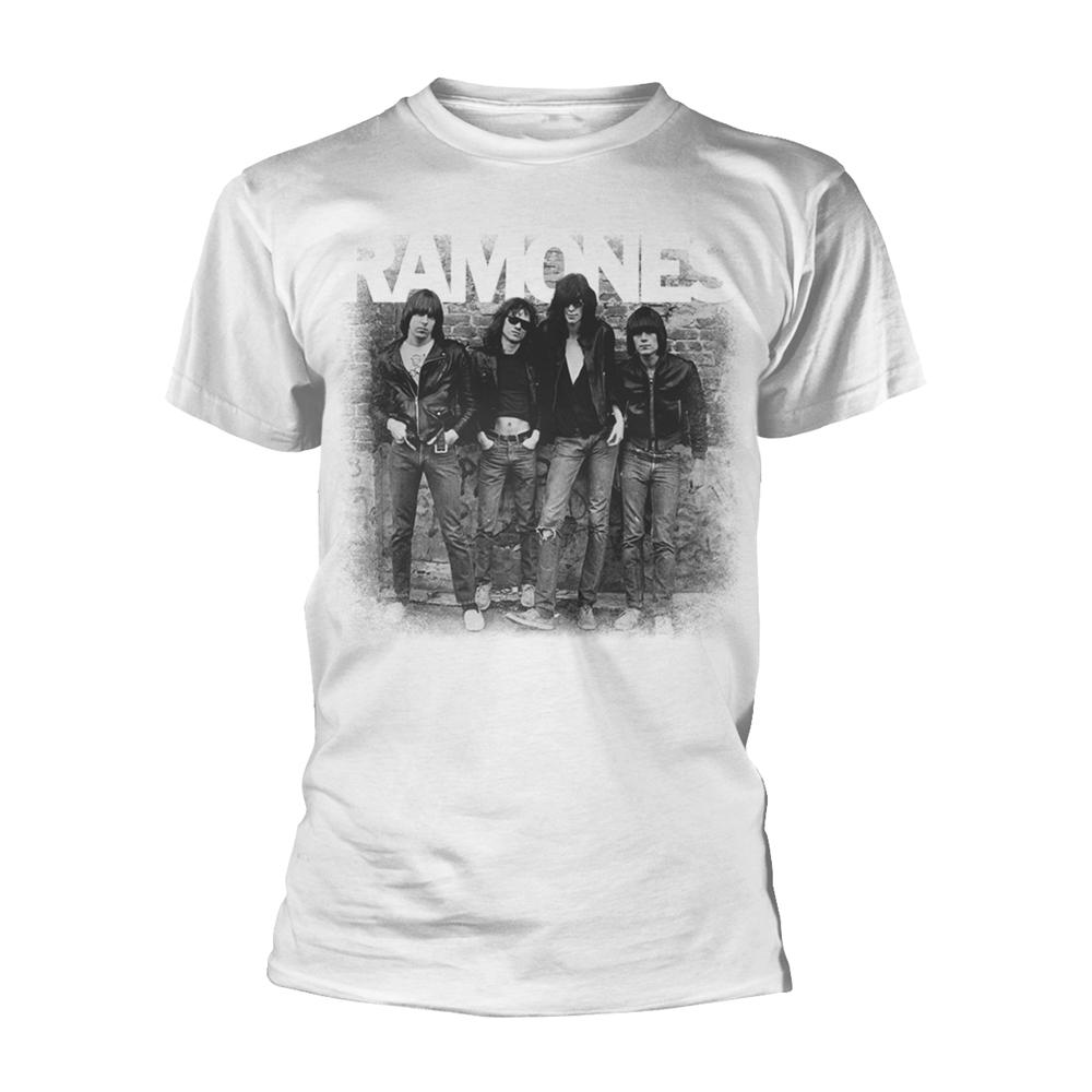 Ramones First Album Faded T-Shirt