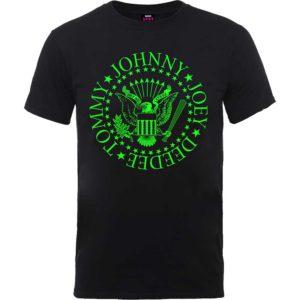 Ramones /'Forest Hills/' Burnout T-Shirt NEW /& OFFICIAL!