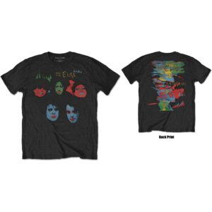 1b881f74e The Cure In Between Days (Back Print) T-Shirt