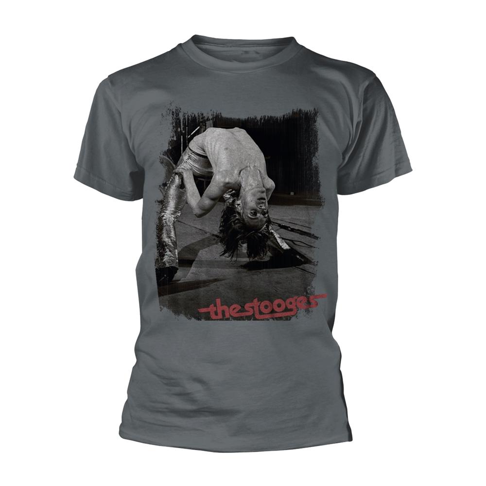 b0121105 The Stooges Bend T-Shirt - PUNX.UK
