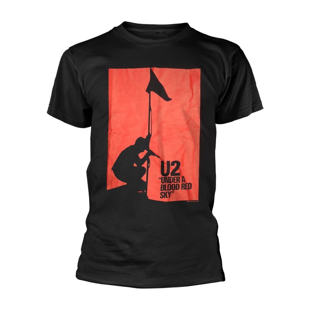 U2 Blood Red Sky T-Shirt
