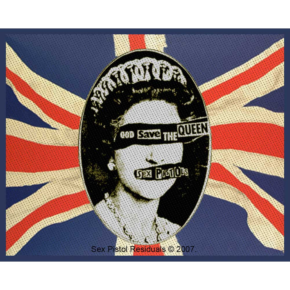 Sex pistols - god save the queen pics 64
